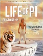 Life of Pi [Blu-ray/DVD] - Ang Lee