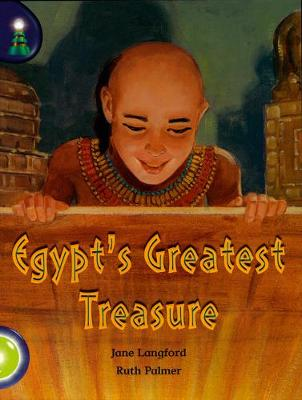 Lighthouse Lime Level: Egypt's Greatest Treasure Single - Langford, Jane