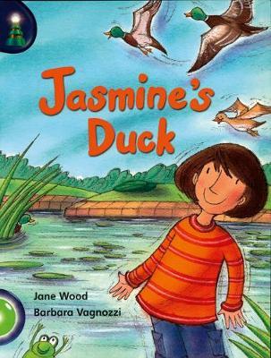 Lighthouse Year 1 Green: Jasmine's Duck - Wood, Jane