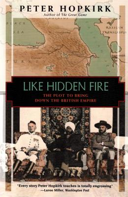 Like Hidden Fire: The Plot to Bring Down the British Empire - Hopkirk, Peter