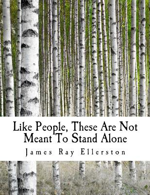 Like People, These Are Not Meant To Stand Alone - Ellerston, James Ray