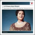 Lili Kraus plays Mozart Piano Concertos: The Complete Columbia Recordings, 1965-1966