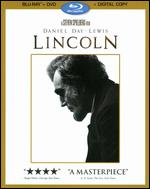 Lincoln [4 Discs] [Blu-ray/DVD] - Steven Spielberg