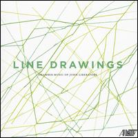Line Drawings: Chamber Music of John Liberatore - Bent Frequency Duo Project; Daniel Druckman (percussion); Duo Damiana; Jamie Jordan (soprano); John Liberatore (harmonica); Mivos Quartet; Ryan Macevoy McGullough (piano)