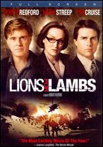 Lions for Lambs [P&S] - Robert Redford