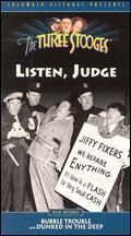 Listen Judge - Edward Bernds