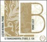 Liszt: 12 Transcendental �tudes