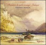 Liszt: Années de pèlerinage - Suisse