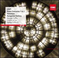 Liszt: Piano Concertos 1 & 2; Totentanz; Hungarian Fantasy - György Cziffra (piano); Orchestre de Paris; György Cziffra, Jr. (conductor)