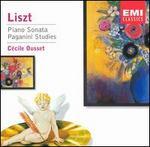Liszt: Piano Sonata; Paganini Etudes