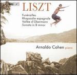 Liszt: Sonata in B minor, etc.