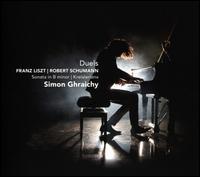 Liszt: Sonata in B minor; Schumann: Kreisleriana - Simon Ghraichy (piano)