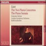 Liszt: The Two Piano Concertos; The Piano Sonata - Sviatoslav Richter (piano); London Symphony Orchestra; Kirill Kondrashin (conductor)