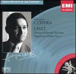 Liszt: Transcendental Studies; Mephisto Waltz No. 1