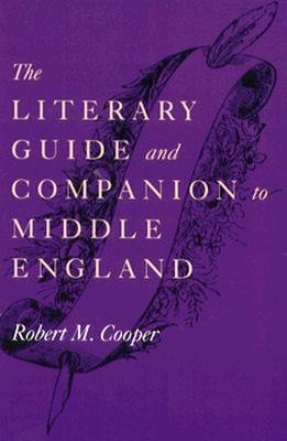 Literary Guide Middle England - Cooper, Robert M
