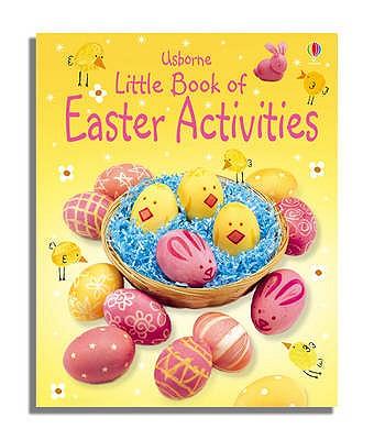 Little Book of Easter Activities - Watt, Fiona