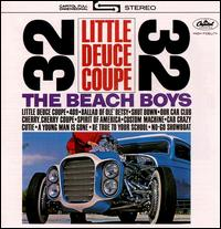 Little Deuce Coupe/All Summer Long - The Beach Boys