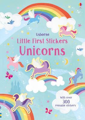 Little First Stickers Unicorns - Watson, Hannah