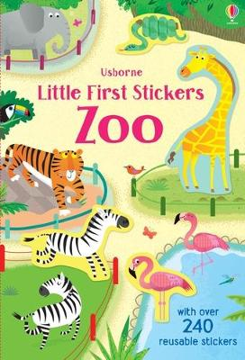 Little First Stickers Zoo - Bathie, Holly