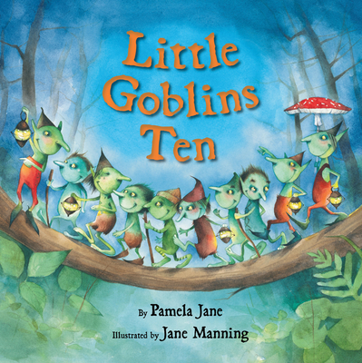 Little Goblins Ten - Jane, Pamela