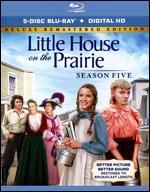 Little House on the Prairie: Season 5 Collection [5 Discs] [Blu-ray]