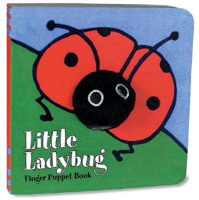 Little Ladybug: Finger Puppet Book - Chronicle Books, and Imagebooks