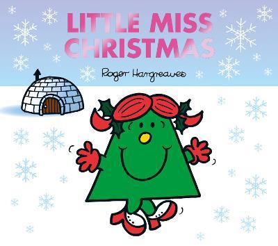 Little Miss Christmas - Hargreaves, Roger