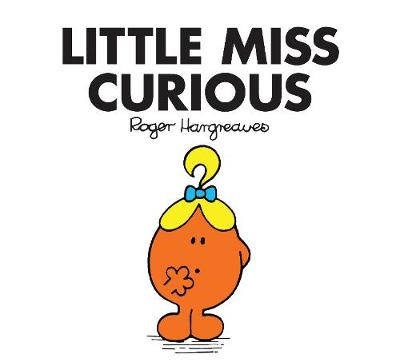 Little Miss Curious - Hargreaves, Roger