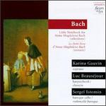 Little Notebook for Anna-Magdalena Bach (Selections)