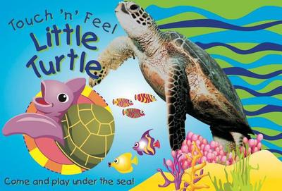 Little Turtle: Come and Play Under the Sea! - The Book Company Editorial