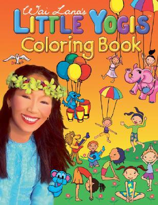 Little Yogis Coloring Book - Wai Lana, and Lana, Wai