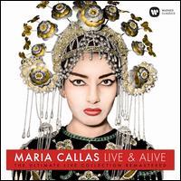 Live & Alive: The Ultimate Live Collection - Edgard Boniface (vocals); Gabriella Carturan (vocals); Giacomo Vaghi (vocals); Gianni Raimondi (vocals);...