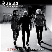 Live Around The World [2LP Red Vinyl] [Indie Exclusive] - Queen/Adam Lambert