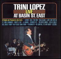 Live at Basin St. East - Trini Lopez