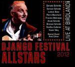 Live at Birdland 2012