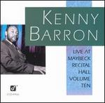 Live at Maybeck Recital Hall, Vol. 10