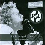 Live at Rockpalast, 1983