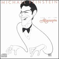 Live at the Algonquin - Michael Feinstein