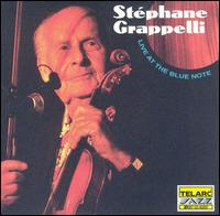Live at the Blue Note - Stéphane Grappelli