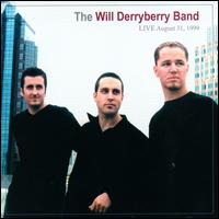 Live August 31, 1999 - The Derryberry Band