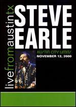 Live From Austin TX: Steve Earle - Gary Menotti