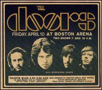 Live in Boston 1970 - The Doors