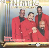 Live in Concert - The Manhattans