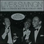 Live & Swingin': The Ultimate Rat Pack Collection [UK CD & DVD]