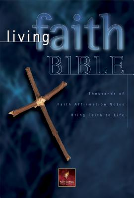 Living Faith Bible-NLT - Tyndale House Publishers (Creator)