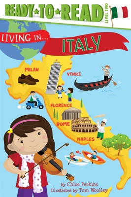 Living in . . . Italy - Perkins, Chloe