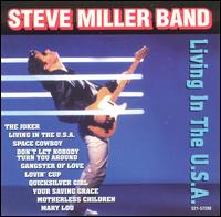 Living in the USA [Capital] - Steve Miller Band
