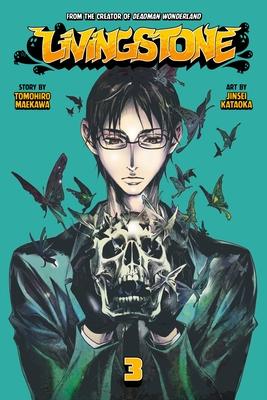 Livingstone Vol. 3 - Maekawa, Tomohiro, and Kataoka, Jinsei