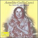 Lo! here the gentle lark