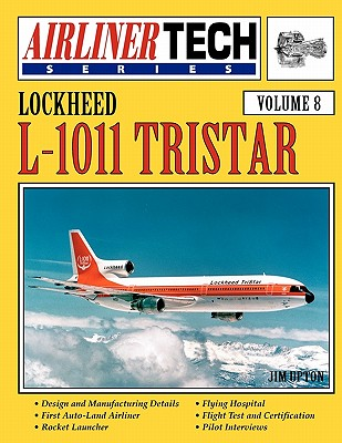 Lockheed L-1011 Tristar - Airlinertech Vol 8 - Jim, Upton